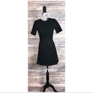 H&M dress 2 black mini dress casual sheath